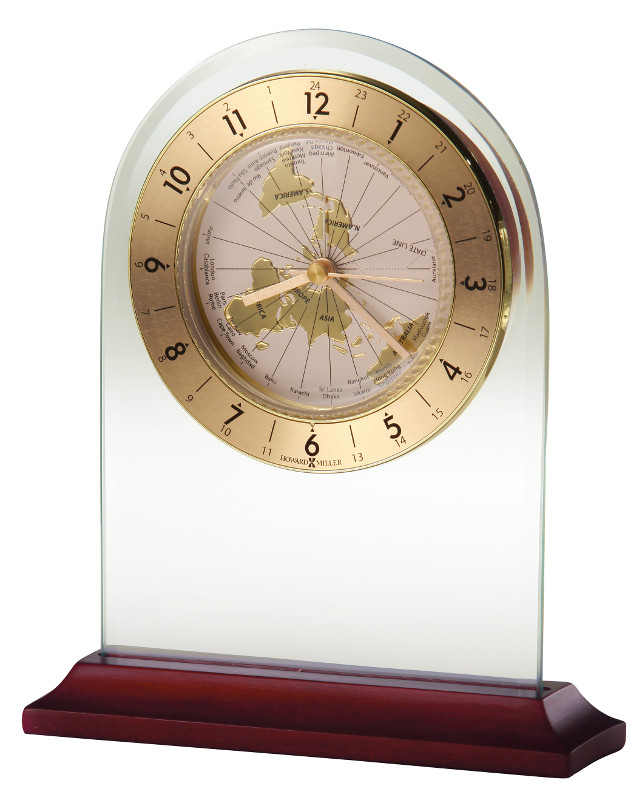 Quartz mantel desk clocks suburban clock in berea ohio since 1953 645 603 world time arch gumiabroncs Image collections